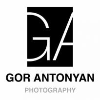Gor Antonyan Photography Logo Vector Download
