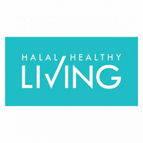 Halal Healthy Living Logo Vector Download