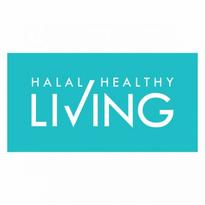 Halal Healthy Living Logo Vector Download