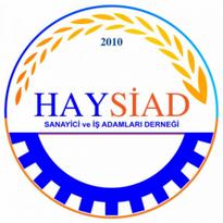 Haysiad Hay Sanayici Adamlar Dernei Logo Vector Download