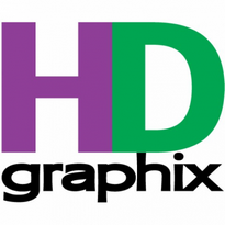 Hd Graphix Logo Vector Download