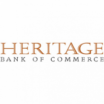 Heritage Bank Of Commerce Logo Vector Download