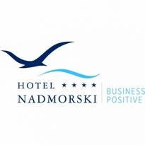 hotel nadmorski logo vector