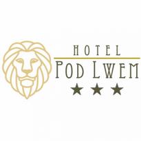 hotel pod lwem elblg logo vector