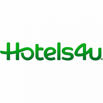 Hotels4u Logo Vector Download