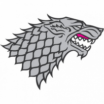 House Stark Logo Vector Download
