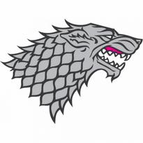 house stark logo vector