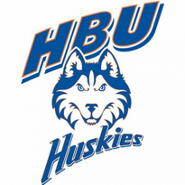 Houston Baptist Huskies Logo Vector Download