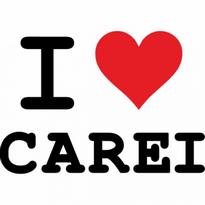 I Love Carei Logo Vector Download