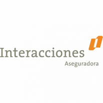 Interacciones Aseguradora Logo Vector Download