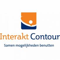 Interakt Contour Logo Vector Download