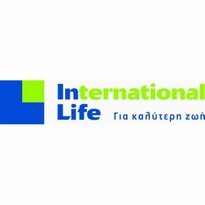 International Life Logo Vector Download
