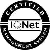 Iqnet Certified Management System Logo Vector Download