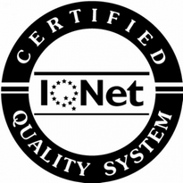 Iqnet Certified Quality System Logo Vector Download