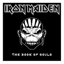 Iron Maiden  The Book Of Souls Logo Vector Download