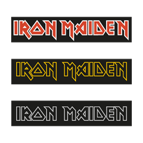 Iron Maiden 3 Logo Vector Download