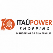 Itapower Shopping Logo Vector Download