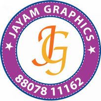 Jayam Graphics Logo Vector Download