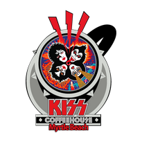 Kiss Rock N8217 Roll Over Coffee Cup Logo Vector Download