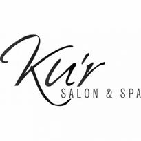 Ku039r Salon Amp Spa Logo Vector Download