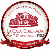 La Casa Colorada Logo Vector Download
