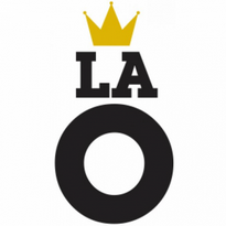 La O Logo Vector Download