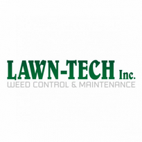 Lawn Tech Inc Logo Vector Download
