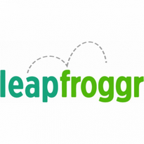 Leapfroggr Logo Vector Download