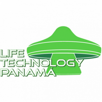Life Technology Panam Logo Vector Download