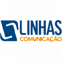 Linhas Comunicacao Logo Vector Download