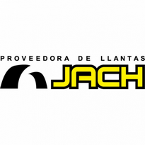 Llantas Jach Logo Vector Download