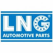 Lng Automotive Parts Logo Vector Download
