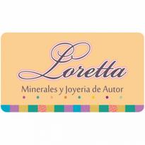 Loretta Logo Vector Download