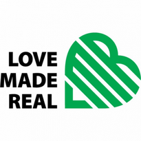 Love Made Real Logo Vector Download