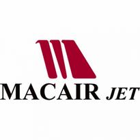 Macair Jet Logo Vector Download