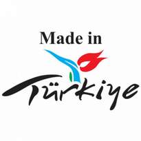 made in trkiye logo vector