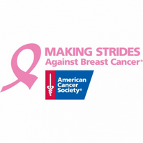 Making Strides Against Breast Cancer Logo Vector Download