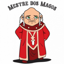 Mestre Dos Magos Logo Vector Download