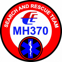 Mh370 Search And Rescue Team Logo Vector Download