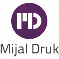Mijal Druk Logo Vector Download