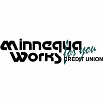 Minnequa Works Credit Union Logo Vector Download