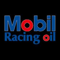 Mobil Racing Oil Logo Vector Download