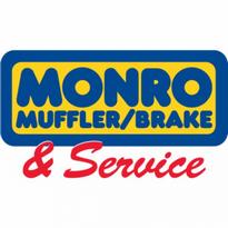 Monro Muffler Amp Brake Service Logo Vector Download