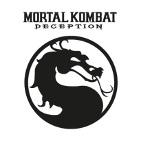 Mortal Kombat Deception Logo Vector Download