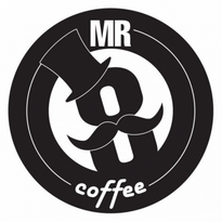 Mr 8 Coffee Logo Vector Download