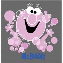 Mr Bubble Logo Vector Download