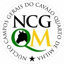 Ncleo Campos Gerais Do Cavalo Quarto De Milha Logo Vector Download