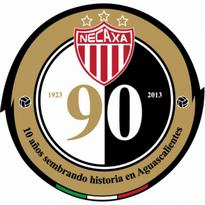 Necaxa 90 Aniversario Logo Vector Download