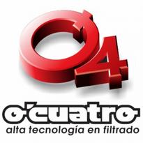 o039cuatro logo vector