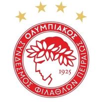 Olympiacos Fc Logo Vector Download
